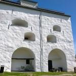 Kristianstenin linnoitus